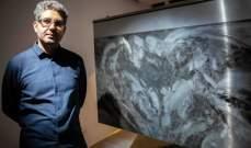 """إفتتاح المعرض الفردي الأول لـ حاتم إمام في """"ليتيسيا غاليري"""""""