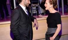 برادلي كوبر وإيما واتسون في حفل مجلة time