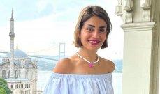 منة فضالي في إسطنبول.. وهكذا وثقت لحظاتها – بالصور