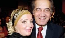 شهيرة تعلّق على تكريم زوجها الراحل محمود ياسين-بالصورة