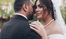 بالصور - هاجر أحمدبأول تعليق لها بعد زفافها.. وهذا ما قالته