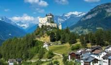 سويسرا ومدنها الراقية وسط أوروبا تجعلها رائدة السياحة