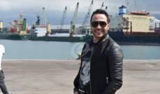 حسين الديك يكشف عن عنوان أغنيته الجديدة-بالصورة