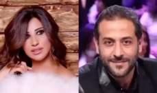 المتابعون يعيدون تداول مقطع فيديو لـ عبد المنعم عمايري يتمنى فيه الزواج من نجوى كرم