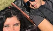 غادة عادل وزوجها يقضيان العطلة في الساحل الشمالي.. بالصورة