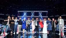 هؤلاء من إختارهم سميرة سعيد وراغب علامة وأحلام ومحمد حماقي للمرحلة المقبلة من The Voice