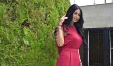 بعد نجاتها من حادث سير رويدا عطية تعترف بخطئها وتطلب عدم تكبير الموضوع