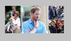الأمير هاري لم يستطع بعد التعايش مع وفاة والدته