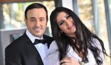 زوجة صابر الرباعي تهنئه على ألبومه الجديد.. بالصورة