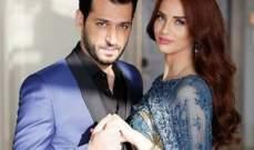 مراد يلدريم وإيمان الباني بضيافة تامر حسني وزوجته- بالصورة