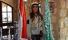 خاص وبالصور- وعد: أستغل فرصة وجودي في لبنان لأجل ذلك.. وأنا حاضرة بقوة في الخليج