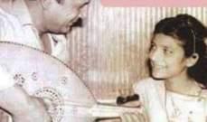 بالصورة.. أصالة تنشر صورة نادرة مع والدها الراحل