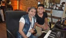 خاص بالصور - أمير عاموري يتعاون مع صبحي محمد في اغنيته الجديدة وهذه التفاصيل