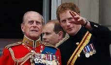الأمير هاري يعود إلى بريطانيا بعد تخليه عن مهامه الملكية لحضور جنازة الأمير فيليب
