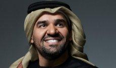 """حسين الجسمي يحصد نصف مليار نبضة بـ""""البنط العريض"""""""