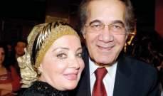 مرض محمود ياسين يمنع شهيرة من تقديم العزاء بـ حسني مبارك