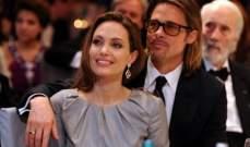جلسات سريّة بين أنجلينا جولي وبراد بيت لهذا السبب