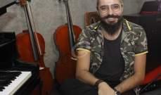 خاص بالفيديو- جاد بو كرم: هشام حداد المعلم وتعلمت الكثير من طوني أبو جودة