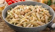 الباستا بالدجاج من أشهى الأطباق الإيطالية.. وهذه طريقة تحضيرها