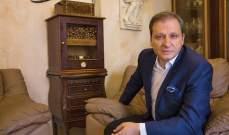 """نزار فرنسيس في ذكرى وفاة ملحم بركات: """"أربع سْنين وبعد مجدَك ما انطَفا""""-بالفيديو"""