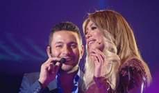 خاص الفن- مايا دياب وزياد برجي يستعدان لتصوير أغنية مشتركة