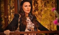 """دارين حمزة في كواليس تصوير مسلسلها السوري """"فرصة أخيرة"""" - بالصور"""