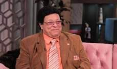 ما حقيقة وفاة الممثل المصري إبراهيم نصر؟