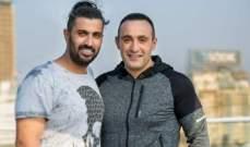 أحمد السقا ومحمد سامي بمفاجأة جديدة-بالصور