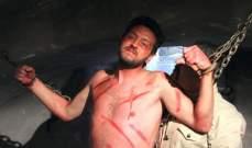 """علي سكر يواصل تصوير """"خاتون"""" ويطلق صرخة بوجه الظلم"""