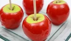 بمناسبة هالوين..الأميركيون يعوضون الحلوى بالتفاح