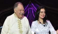 """هبة مجدي لـ""""الفن"""": يحيى الفخراني أستاذ ووقوفي أمامه للمرة الثانية على المسرح شرف كبير"""