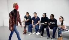 بالصور- عرض أزياء باستخدام مكعبات الليغو !
