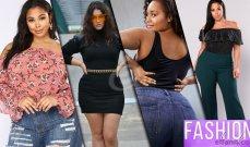 خاص وبالفيديو- كيف أبدو نحيفة؟ نصائح مهمة لإخفاء الوزن الزائد بالملابس