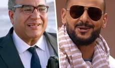 """بيومي فؤاد يثور غضباً على رامز جلال في كواليس """"سبع البرمبة"""" ويشتمه لهذا السبب-بالفيديو"""