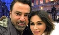 بالفيديو- عاصي الحلاني لزوجته: