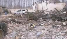 بالفيديو.. إنفجار في مخرن للألعاب النارية يسفر عن مقتل 3 أشخاص