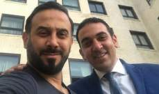 قصي خولي يفاجئ جمهوره بصورة مع شقيقه.. بالصورة