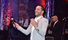 """حسين الديك ينتهي من تسجيل شارة مسلسل """"إيام الدراسة"""""""