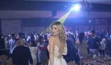 ناي سليمان تتألق بالابيض ليلة رأس السنة وتحيي سهرتين بين بيروت وبحمدون