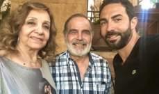 كارلوس عازار يعلن شفاء والديه من فيروس كورونا