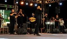 وفيق حبيب يحيي ثاني سهرات معرض دمشق الدولي.. بالصور