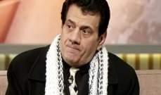 مظهر أبو النجا ينقل الى العناية المركزة