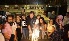 """عامر زيان يحتفل مع أهل الصحافة بـ""""السنة سنتي"""" ويقول: فتحت صفحة جديدة"""