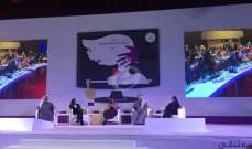"""""""العنف ضد المرأة"""" قضية ممثلي وإعلاميي الخليج"""