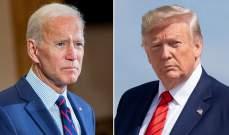 مشاهير أميركا ينقسمون حول دعم ترامب وبايدن