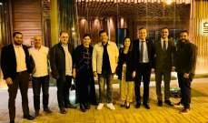 سفارة لبنان في الرياض تستضيف وليد توفيق