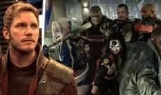 كريس برات ينتقد فيلم Suicide Squad
