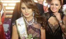 الفنزويلية تنتزع لقب Miss tourism universe 2014 في كازينو لبنان