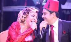 """""""ديو الحب"""" بين فلة وهشام الحاج..كريستينا صوايا تأخذ دور """"أمينة"""" وتنجح..بالصور"""