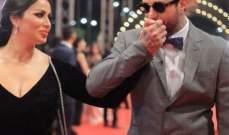 أحمد الفيشاوي يحذر محبيه من حسابات زوجته على مواقع التواصل الاجتماعي والسبب؟